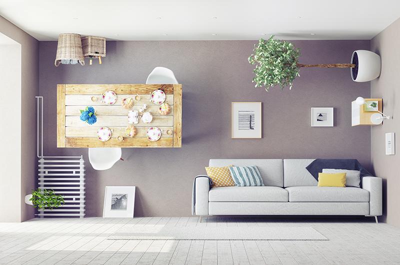Individuelle Raumgestaltung bei Malerei Zinkl
